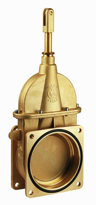 Mz Sluice Valve Art 0074 Brass Pumping Systems Uk