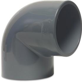 A: 90° Elbow - Glue Socket