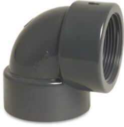 PVC Elbow Adaptor
