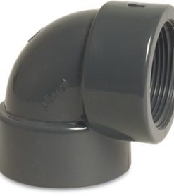 PVC Elbow Adaptor