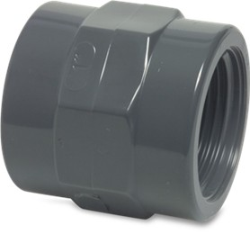 PVC Threaded Socket
