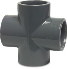 PVC Cross Piece