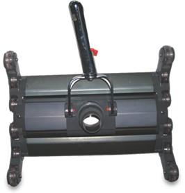 Swimming Pool Heavy Duty Vacuum With Wheels