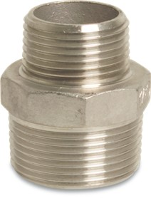 Stainless Steel Reducing Nipple