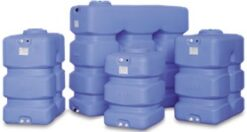 ELBI: LDPE Water Tanks CP Vertical