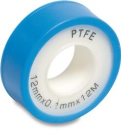 PTFE Sealing Tape – Pack of 10 x 50mtr rolls. (1 pack)