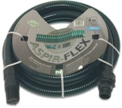 Pump Set Suction Hose Complete with Foot valve. 1″ Male BSP x 7mtrs.