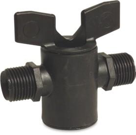 PP Plug valve