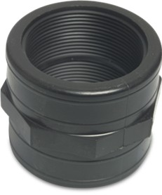 Polyprop Threaded socket