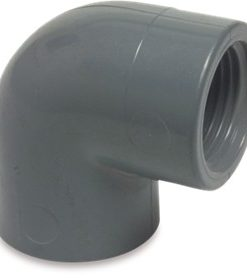 Imperial PVC Threaded Elbow